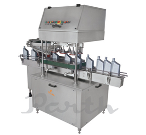 Linear Screw Capping Machine Model-plsc-120