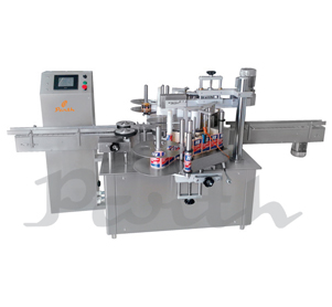 Automatic Double Side Sticker Labeling Machine Model-PADSL-120