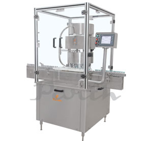 Automatic Single Head Vial Sealing Machine Model Pavcs-60