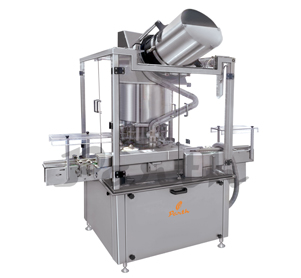 Automatic Six Head ROPP Cap-Sealing Machine