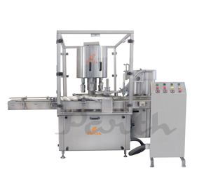 Cap Sealing Machine – Automatic Twelve Head Screw Cap Sealing Machine 200bpm