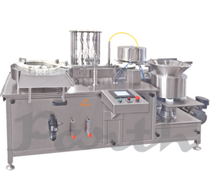 Injectable Liquid Filling & Stoppering Machine