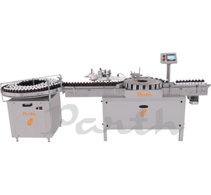 Self Adhesive Bottle Sticker Labeling Machine Model-PASAL-300