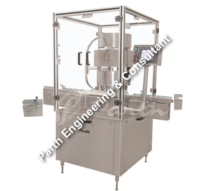 Automatic Twelth Head Vial Cap Sealing Machine PAVCS-240