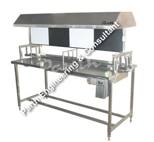 Inspection conveyor PIC – 5