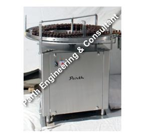 Turn Table, GMP Model – 24 Dia Model: PTT-24