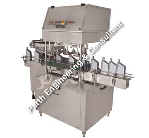Linear Screw Capping Machine Model-plsc-120