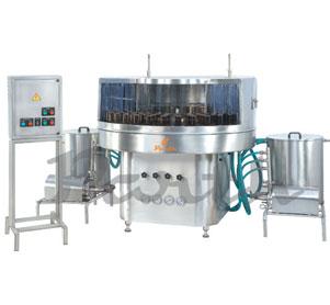 Bottle Washing Machine – Rotary Bottle Washing Machine (Semi Automatic) Prwm-64,80,96