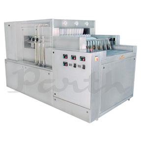 High Speed Linear Bottle Washing Machine Model Plbw-240