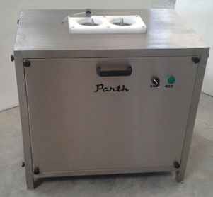 Semi Airjet Cleaning Machine - Semi Automatic Air Jet Bottle Washing Machines
