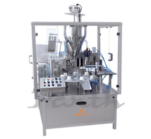 Automatic Single Head Tube Filling Machine