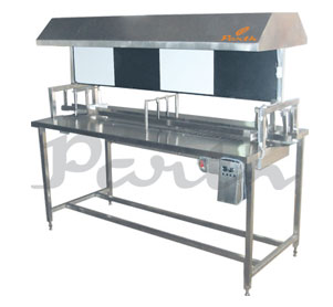 Inspection conveyor PIC – 8