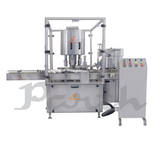 Eye Drop Filling Machine - Ear Drop Filling Nozzle fitting Screw Capping Machine