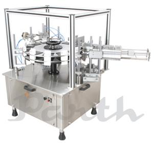 Semi Automatic Rotary Cartoning Machine