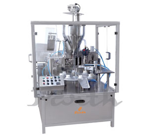 Automatic Single Head Tube Filling Machine, Tube Filler