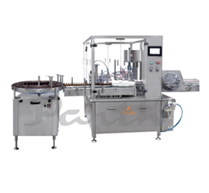 Eye Drop Filling Machine – Ear  Drop Filling Nozzle fitting  Screw Capping Machine PLIS-40.
